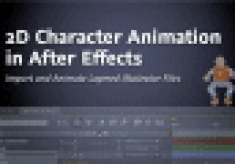 Animate a character in After Effects