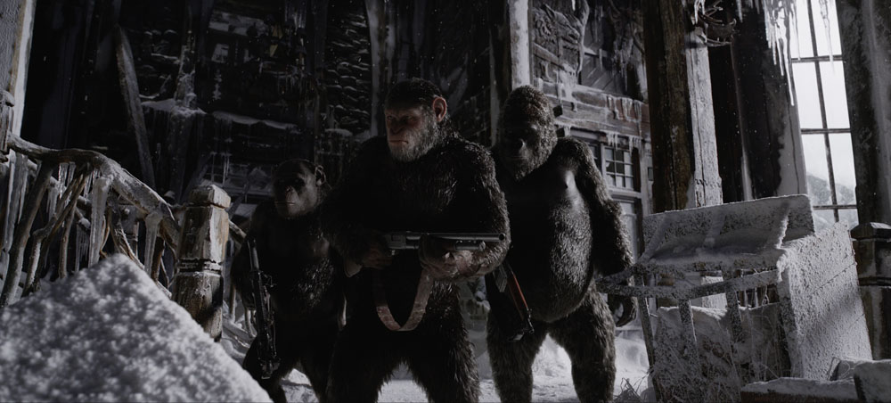 "ART OF THE CUT with the editor of ""War for the Planet of the Apes"" 3"