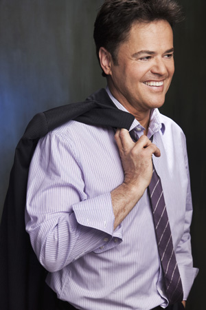 Donny Osmond to Keynote NAB Show Luncheon 1