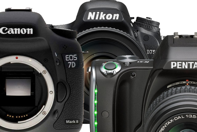 The Best Real DSLRs for Video 8