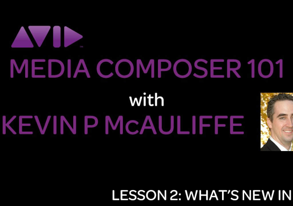 Let's Edit with Media Composer - What's New in Version 8.2 1