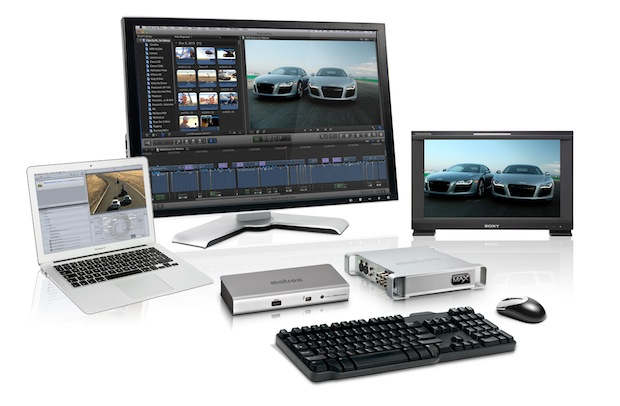 Matrox announces more Thunderbolt docks… Let's try to understand them all! 1