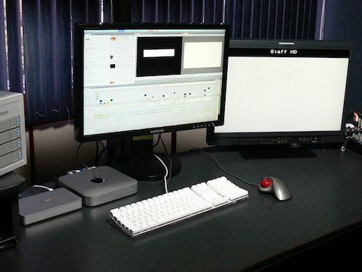 Mac Mini for pro video editing: a field report from Guatemala 1