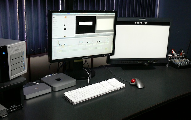 Mac Mini for pro video editing: a field report from Guatemala 1