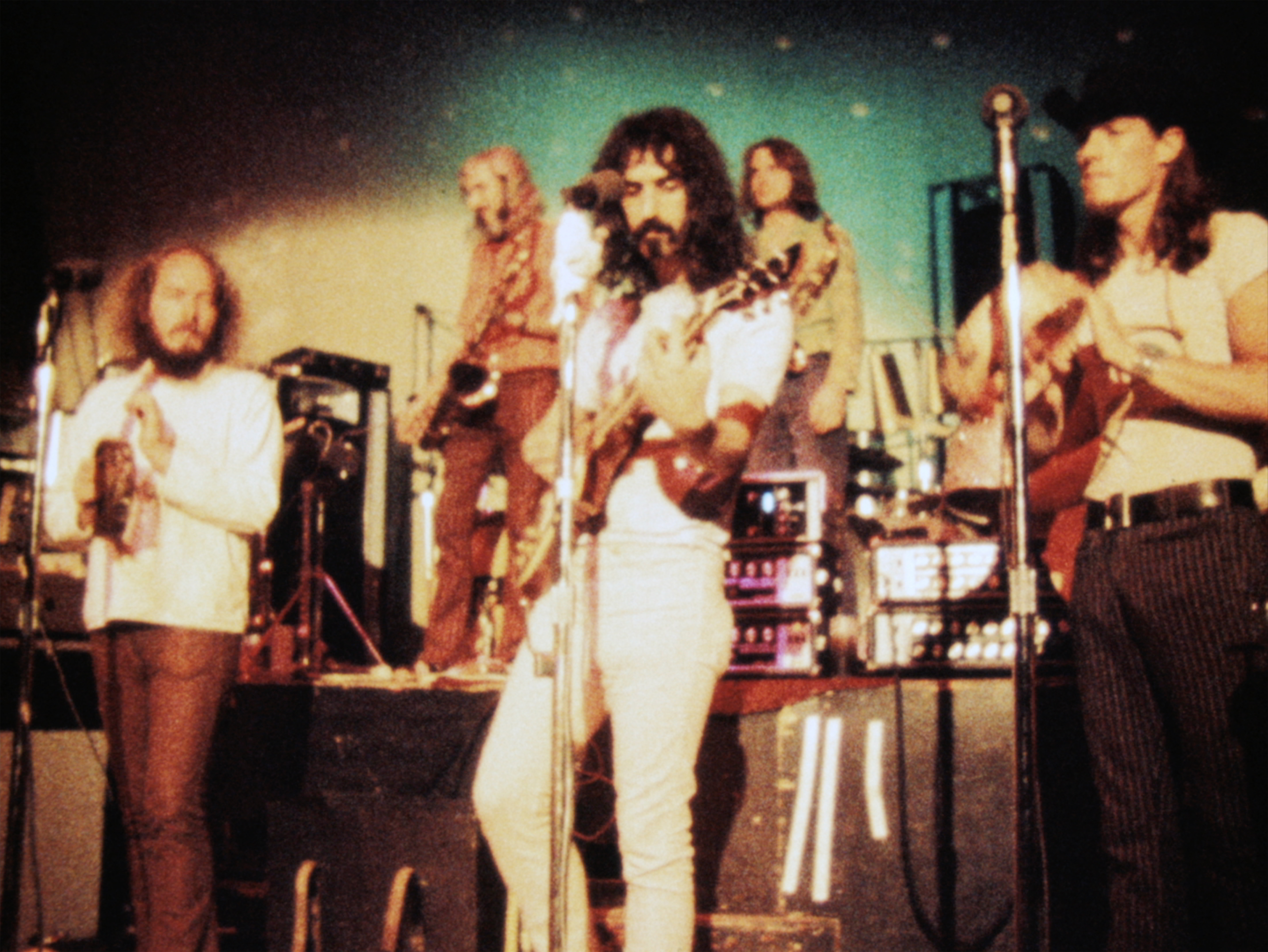 """ART OF THE CUT with Mike J. Nichols, editor of the documentary """"Zappa"""" 8"""