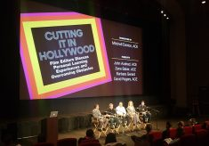 Editfest 2016: Cutting it in Hollywood with the American Cinema Editors