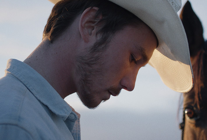 """ART OF THE CUT with Alex O'Flinn of indie sensation, """"The Rider"""" 2"""