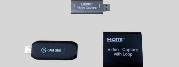 Inexpensive HDMI capture sticks solve camera shyness types 1, 2 & 3 in many cases 2