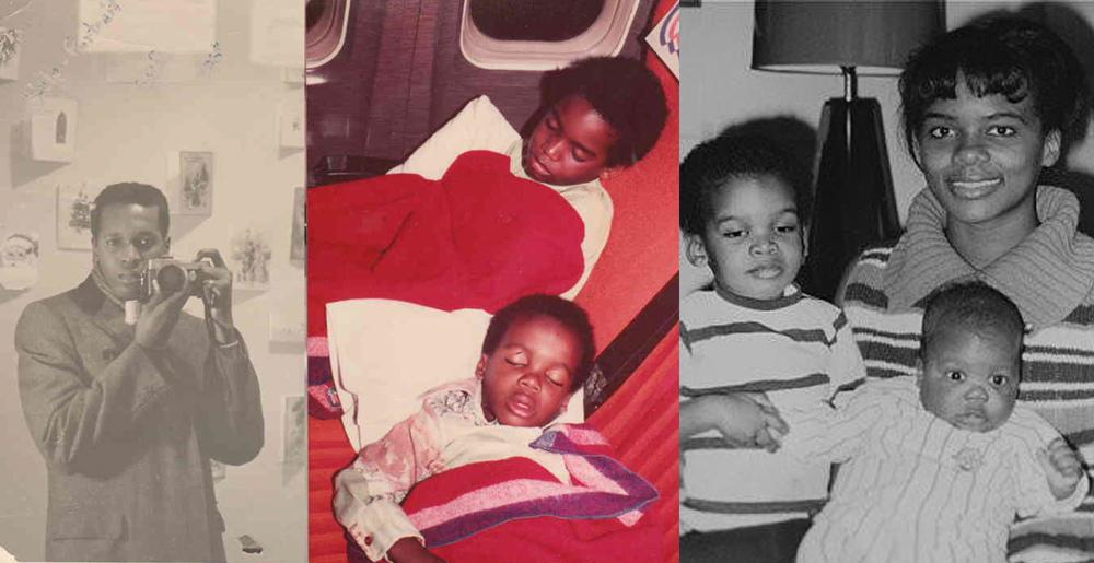 3 photo dawson collage