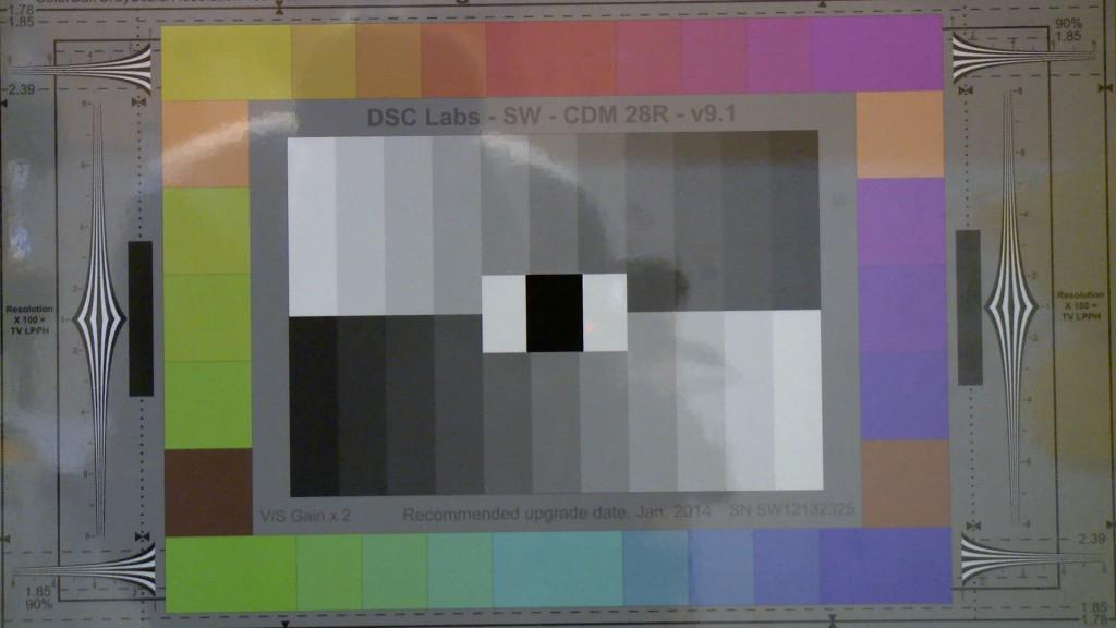 PMW-300 at +18db.