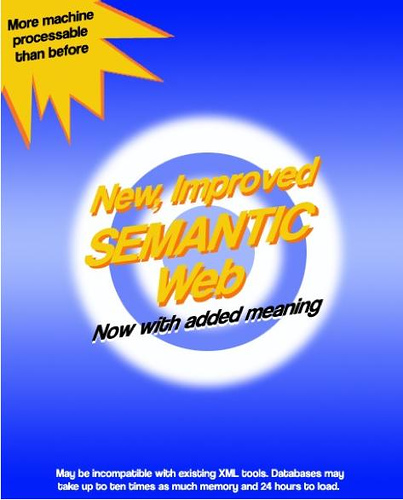 New, Improved *Semantic* Web! by dullhunks photostream