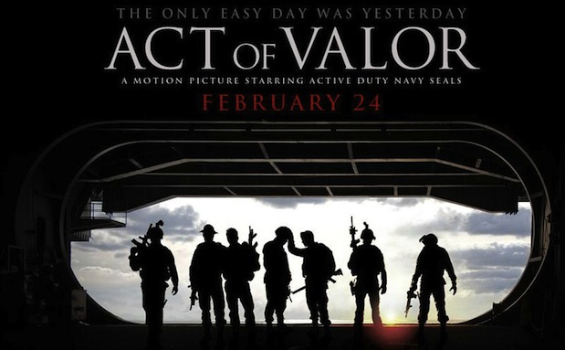 Bandito Brothers use multiple HP DreamColors + Adobe Premiere for Act of Valor 1