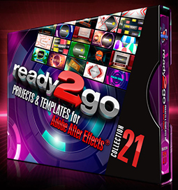 ready2go Comes of Age with All-new Projects & Templates for After Effects® 1