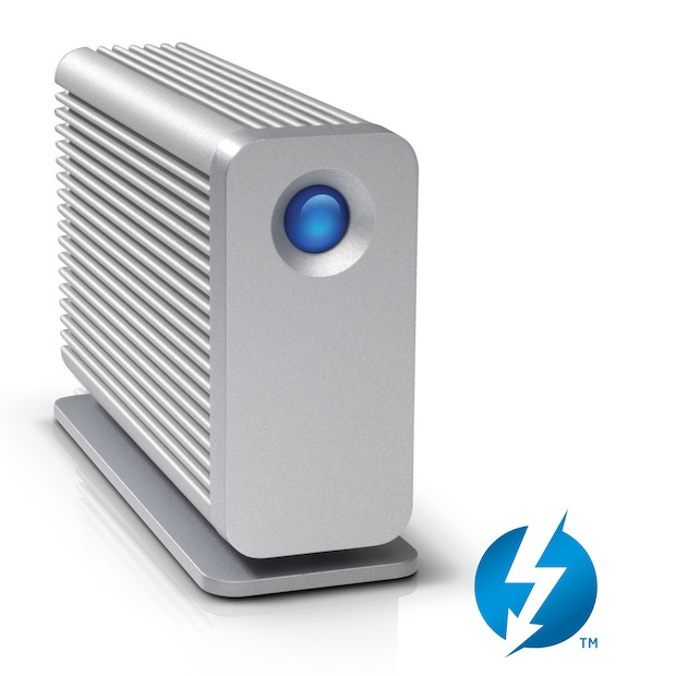 LaCie Little Big Disk-Thunderbolt RAID: 4 quick tests before Argentina trip 1