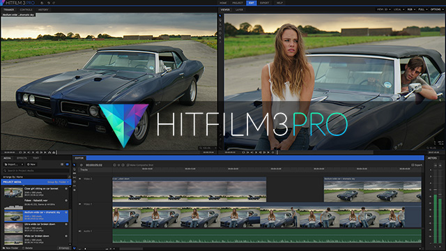 HitFilm 3 Pro for free if you own HitFilm Plug-ins 4