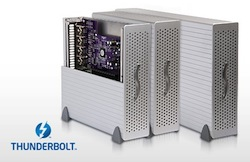 Connect PCIe cards to slotless Macs via Thunderbolt? Yes! 7