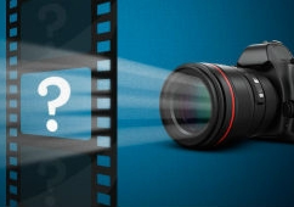From Photography To Video Part 3: Frame Rate, Shutter Speed and the Moving Image 1