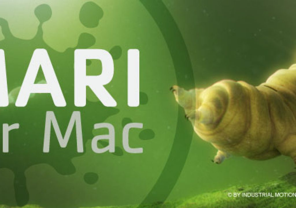 MARI for Mac Available Starting Today 5