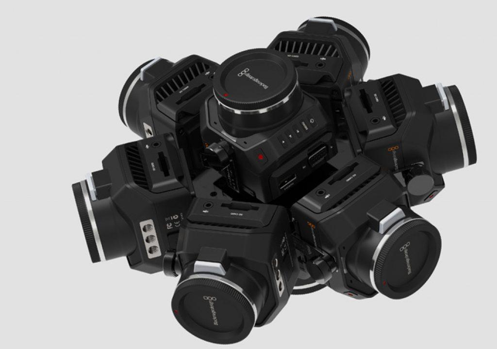 360 video with Blackmagic Design cameras