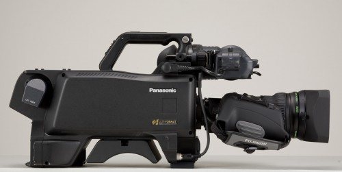 PANASONIC SHIPPING NATIVE 1080i AK-HC3500 1