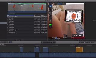 Screen replacement in Final Cut Pro X with TrackX