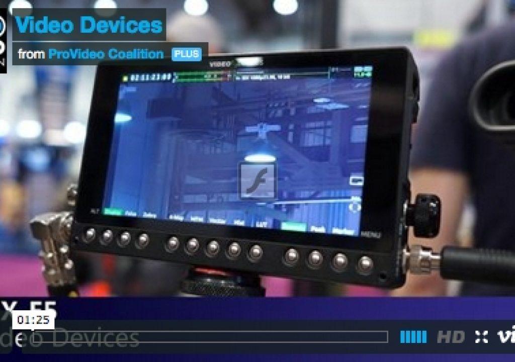 NAB 2015: Video Devices Pix-E5 5