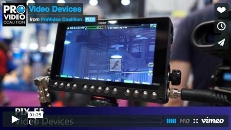 NAB 2015: Video Devices Pix-E5 4