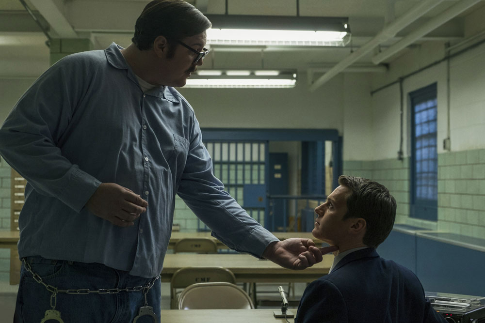 ART OF THE CUT on editing Mindhunter with Kirk Baxter, ACE and Tyler Nelson 7