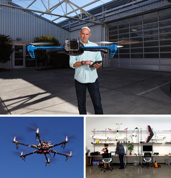3D Robotics - The Future of Autonomous Aerial Imaging