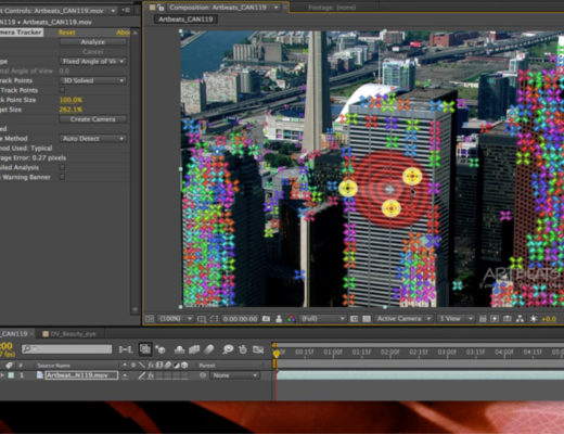 After Effects Classic Course: 3D Camera Tracking 25