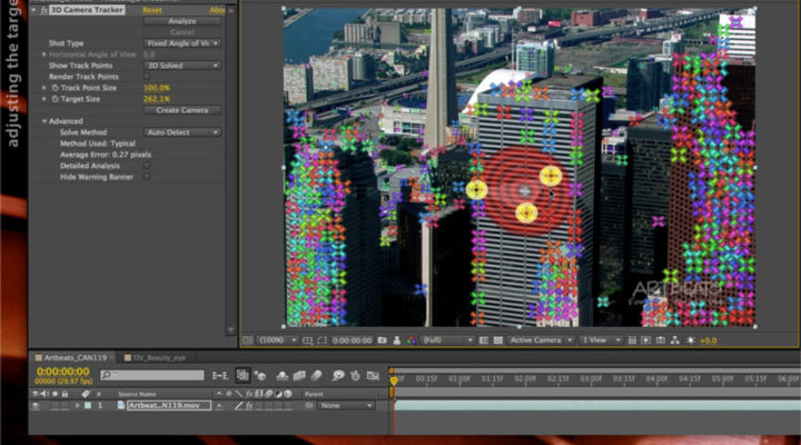 After Effects Classic Course: 3D Camera Tracking 4