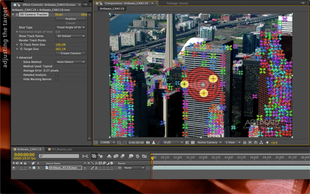 After Effects Classic Course: 3D Camera Tracking 1