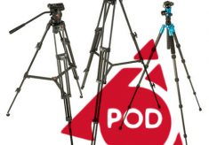 Newly-Released: 3POD Economy Portable Tripods for Photo and Video