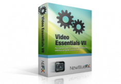 NewBlueFX Releases Latest Collection in Best-Selling Video Essential Series