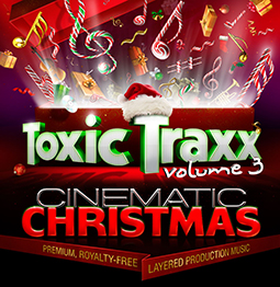 New Twist On Classic Christmas Carols In Latest Toxic Traxx™ Layered Music Release 1
