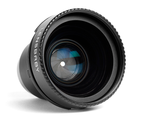 NAB 2011: Lensbaby Expands The Family... 1