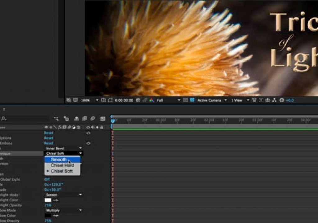 After Effects Hidden Gems Weekly: Layer Styles 1