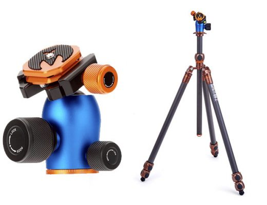 Leo, Albert and Winston: 3 Legged Thing Pro Range tripods refined