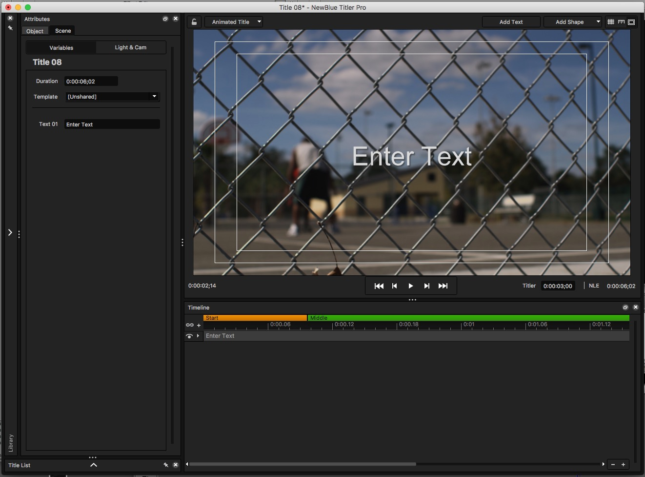Review - Titler Pro 5 from NewBlueFX 32