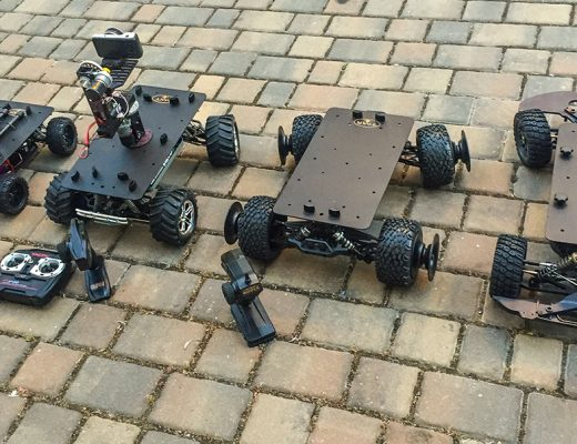 Small Cine-Rovers for video production: Part 2 - Eclipse Rovers 19