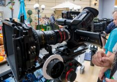 Anamorphics and Blackmagic's URSA Mini: NAB 2016