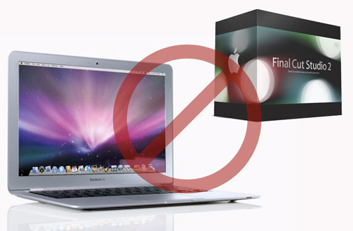 MacBook Air: Why it isn't for Us 4