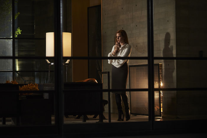 """ART OF THE CUT with """"Nocturnal Animals"""" editor Joan Sobel 9"""