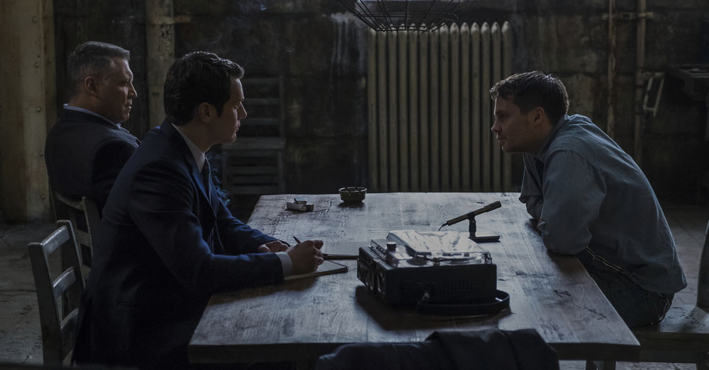 ART OF THE CUT on editing Mindhunter with Kirk Baxter, ACE and Tyler Nelson 14