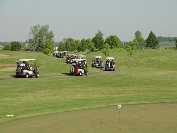 Full Compass Foudation Hosts Golf Outing To Raise Money For UW-Madison Performing Arts Scholarships 1