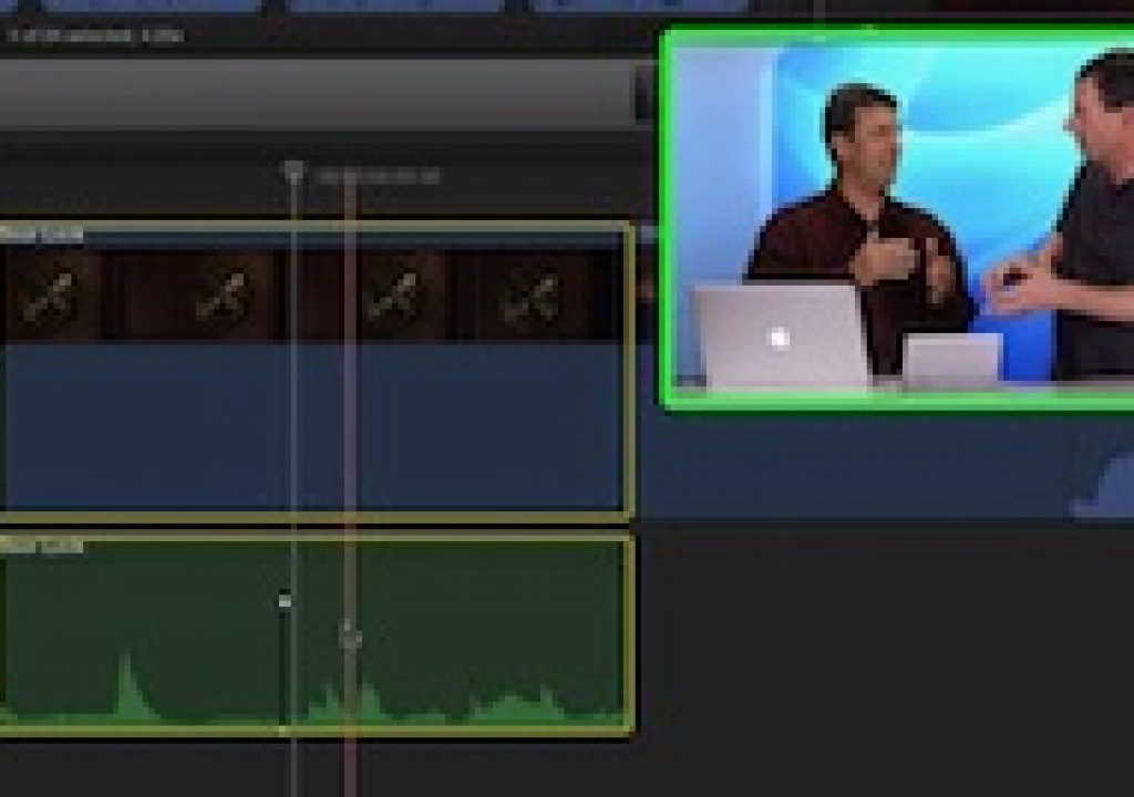 Subframe Audio Editing in Final Cut Pro X 1
