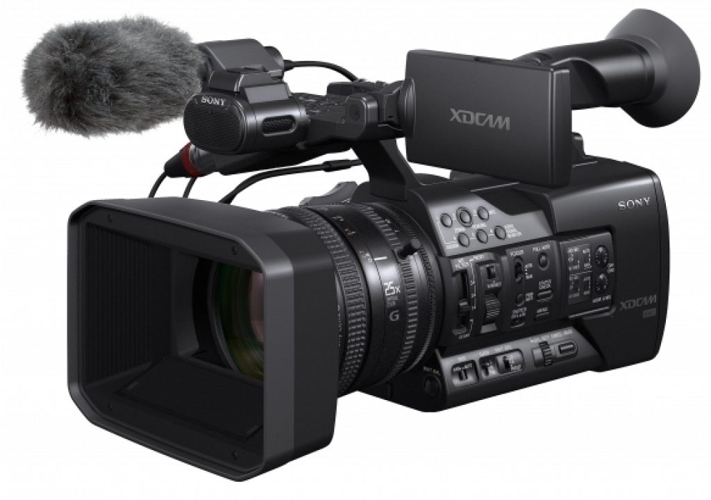 Sony PXW-X180 Camera Review 1