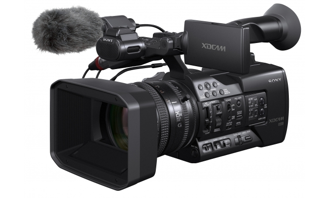 Sony PXW-X180 Camera Review 2