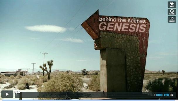 Panasonic GH3: Behind the scenes of Genesis, with Philip Bloom 1