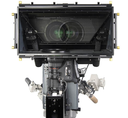Fujinon To introduce NEW 3D Lenses WITH SYNCHRONOUS CONTROL SYSTEM AT NAB 2010 1